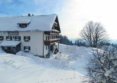 Winter auf dem Draxlerhof