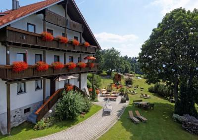 Urlaub auf dem Draxlerhof Pension Bayerischer Wald