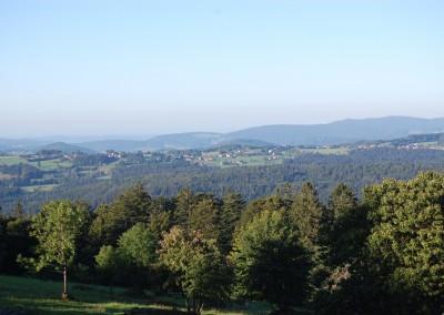 Ausblick von Waldhäuser