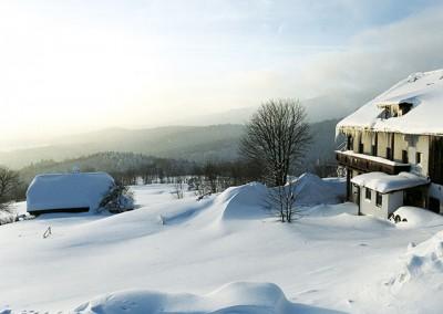 Winter in Waldhäuser Bayerischer Wald
