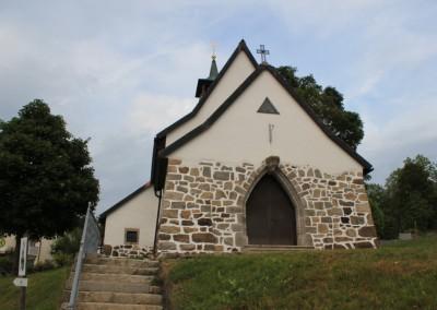 Dorfkapelle Waldhäuser Bayerischer Wald